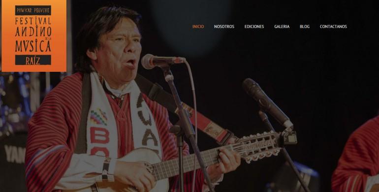 Festival Andino de la Música Raiz