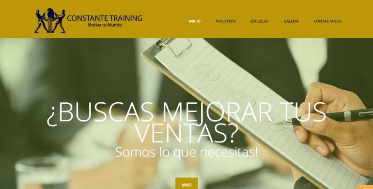 Rolando Constante – Constante Training