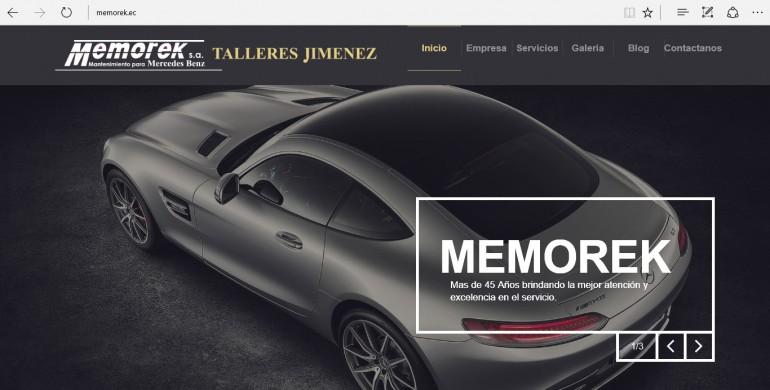 Memorek – Talleres Jimenez